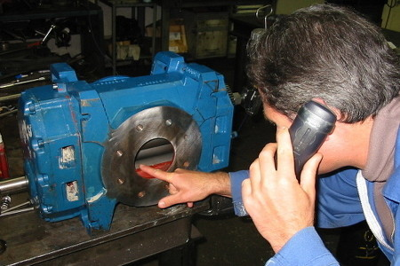 réparation pompes